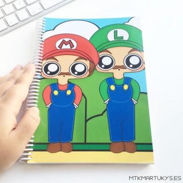 Cuaderno MTKMARIOBROS