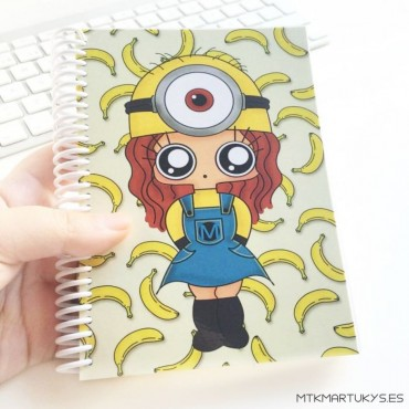 Cuaderno MTKMINION