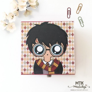 Caja MTK Harry Potter