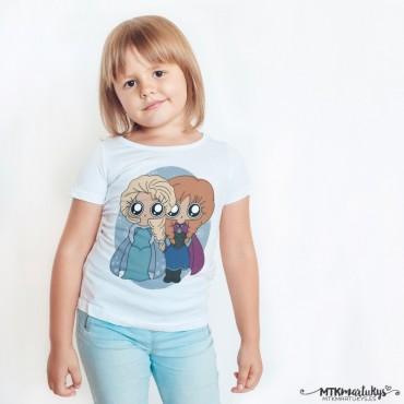 Camiseta niña MTK Frozen