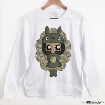 Sudadera MTK Totoro