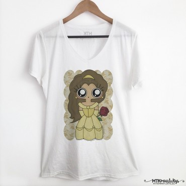 Camiseta mujer MTK Bella