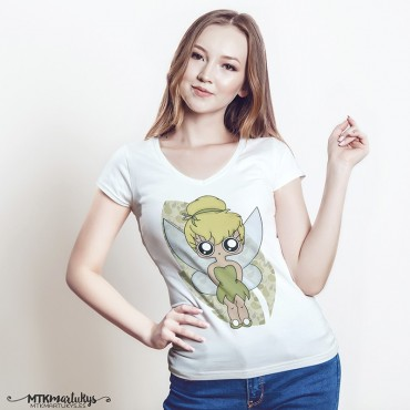 Camiseta mujer MTK Campanilla