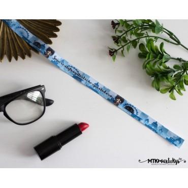 Pulsera tela MTK Mary Poppins