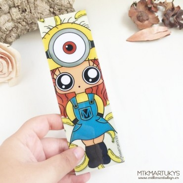 Marcapáginas MTKMINION