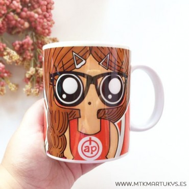 Taza MTK ADELITA POWER