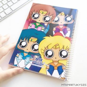Cuaderno MTK SAILORS
