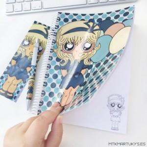 Cuaderno martuky bow