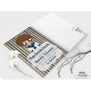 Cuadernos Primera Comunion