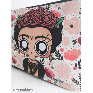 Bandolera portatil Frida