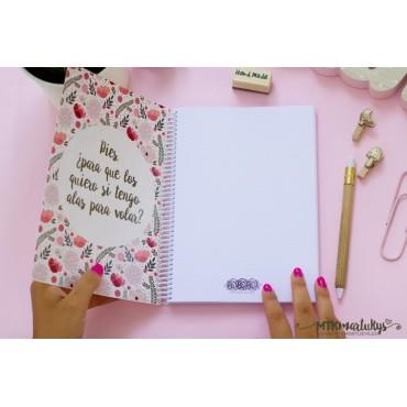 Cuaderno MTK FRIDA KAHLO