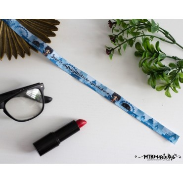 Pulsera tela MTK Mary Poppins