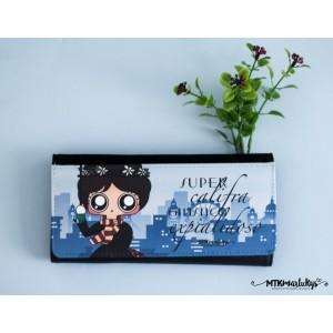 Cartera MTK Mary Poppins