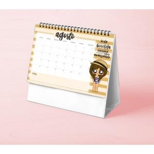 Calendario 2019 mesa