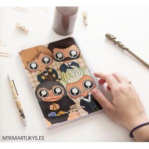Cuaderno MTK Animales fantásticos