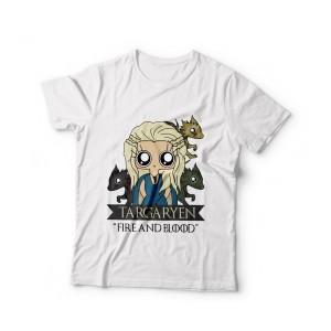 Camiseta MTK Daenerys Targaryen