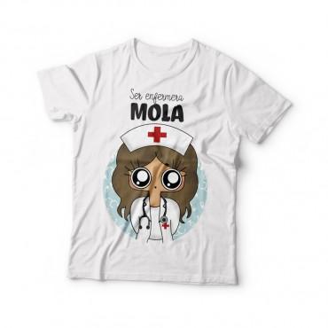 Camiseta mujer MTK Enfermera