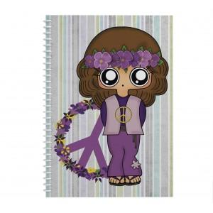 Cuaderno MTK HIPPIE