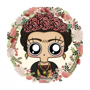 Alfombrilla ratón Frida
