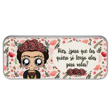 Estuche metálico MTK Frida Kahlo
