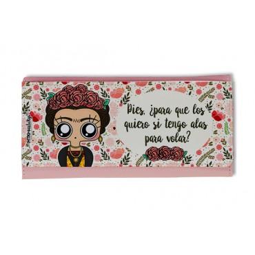 Cartera MTK Frida Kahlo