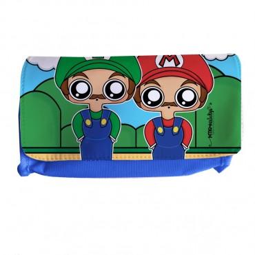 Estuche doble MTK Mario Bros