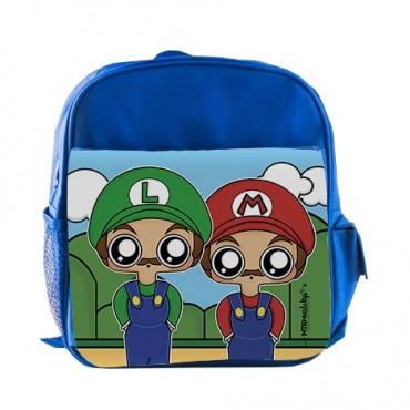 Mochila MTK Mario Bros