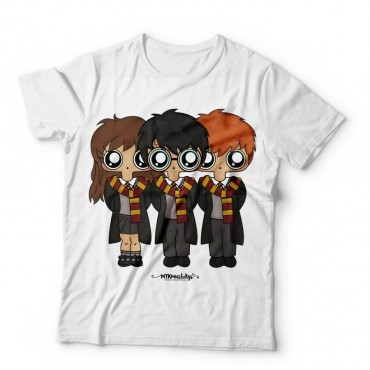 Camiseta niño MTK Harry Potter
