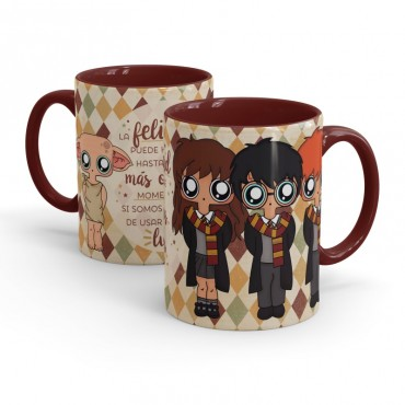 Taza MTK Harry Potter