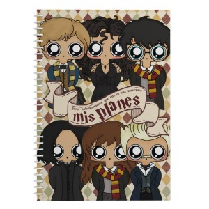 Planificador MTK HARRY POTTER