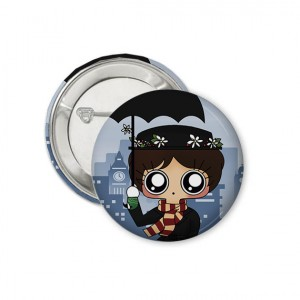 PACK chapas MTK Mary Poppins