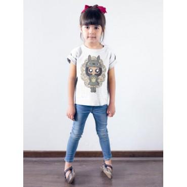 Camiseta niña MTK Totoro