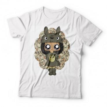 Camiseta mujer MTK Totoro