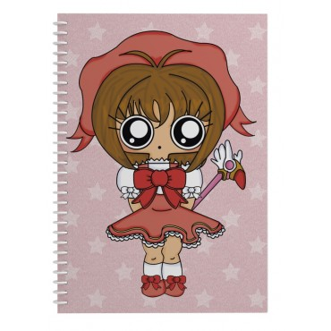 Cuaderno Sakura Cardcaptor