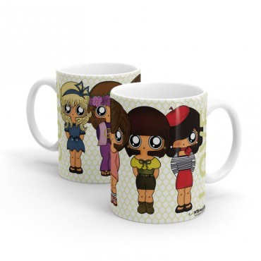 Taza MTK Collection
