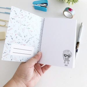 Cuaderno Profesora