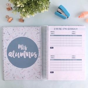 Agenda - Planificador Profesora