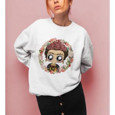 Sudadera MTK Frida Kahlo