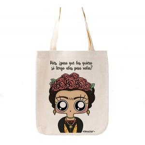 Bolsa totebag Frida Kahlo