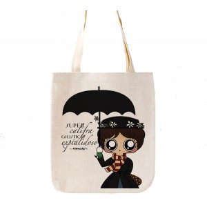 Bolsa totebag MTK Mary Poppins