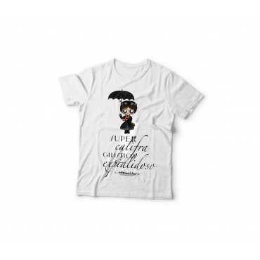 Camiseta Mary Poppins