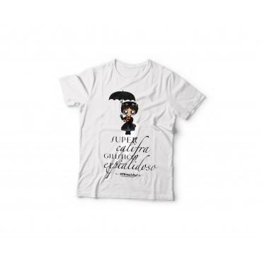 Camiseta mujer MTK Mary Poppins