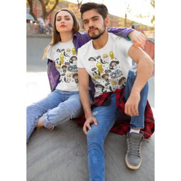Camiseta mujer MTK Star Wars