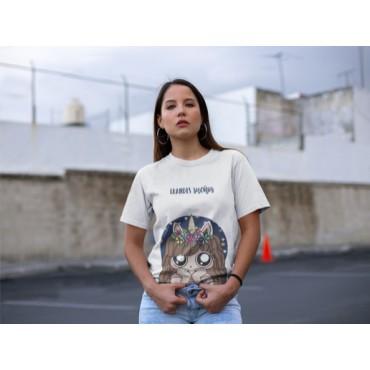 Camiseta mujer MTK Unicornio