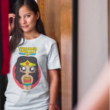 Camiseta Wonder Woman