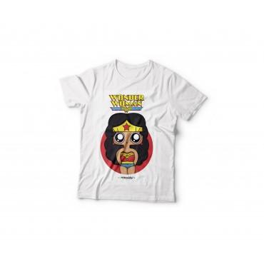 Camiseta mujer MTK Wonder Woman