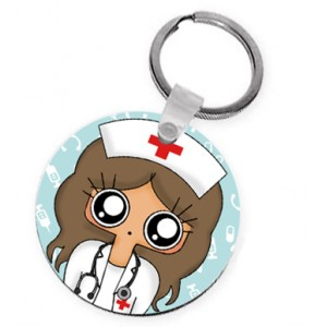Llavero MTK Enfermera
