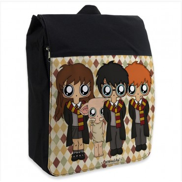 Mochila MTK Harry Potter