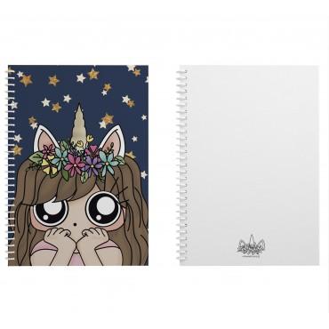 Cuaderno MTK Unicornio