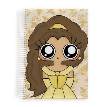 Cuaderno A5 MTK Bella